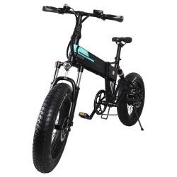 FIIDO M1 Mountain Bike Eléctrica Plegable - 12.5Ah Batería de Litio