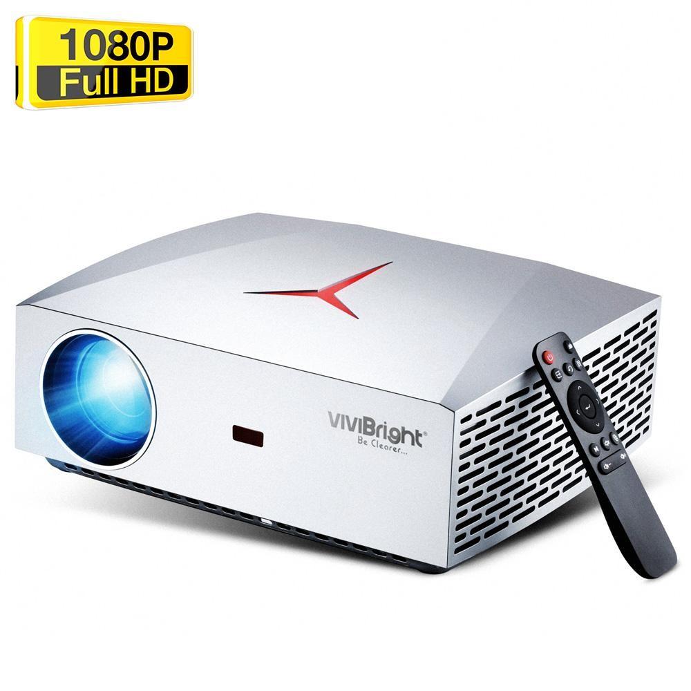 VIVIBRIGHT F40 Native 1080P Projector