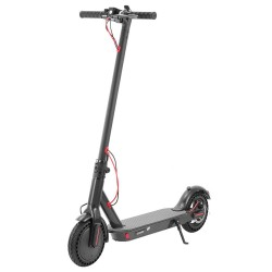 E4 Foldable LED Display Electric Scooter - 7.8Ah Lithium Battery(EU Plug)