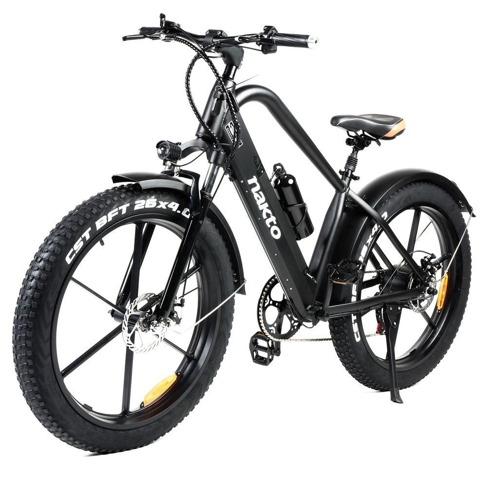 NAKTO GYL019 Direwolf LCD display Electric Bicycle - 500W Motor