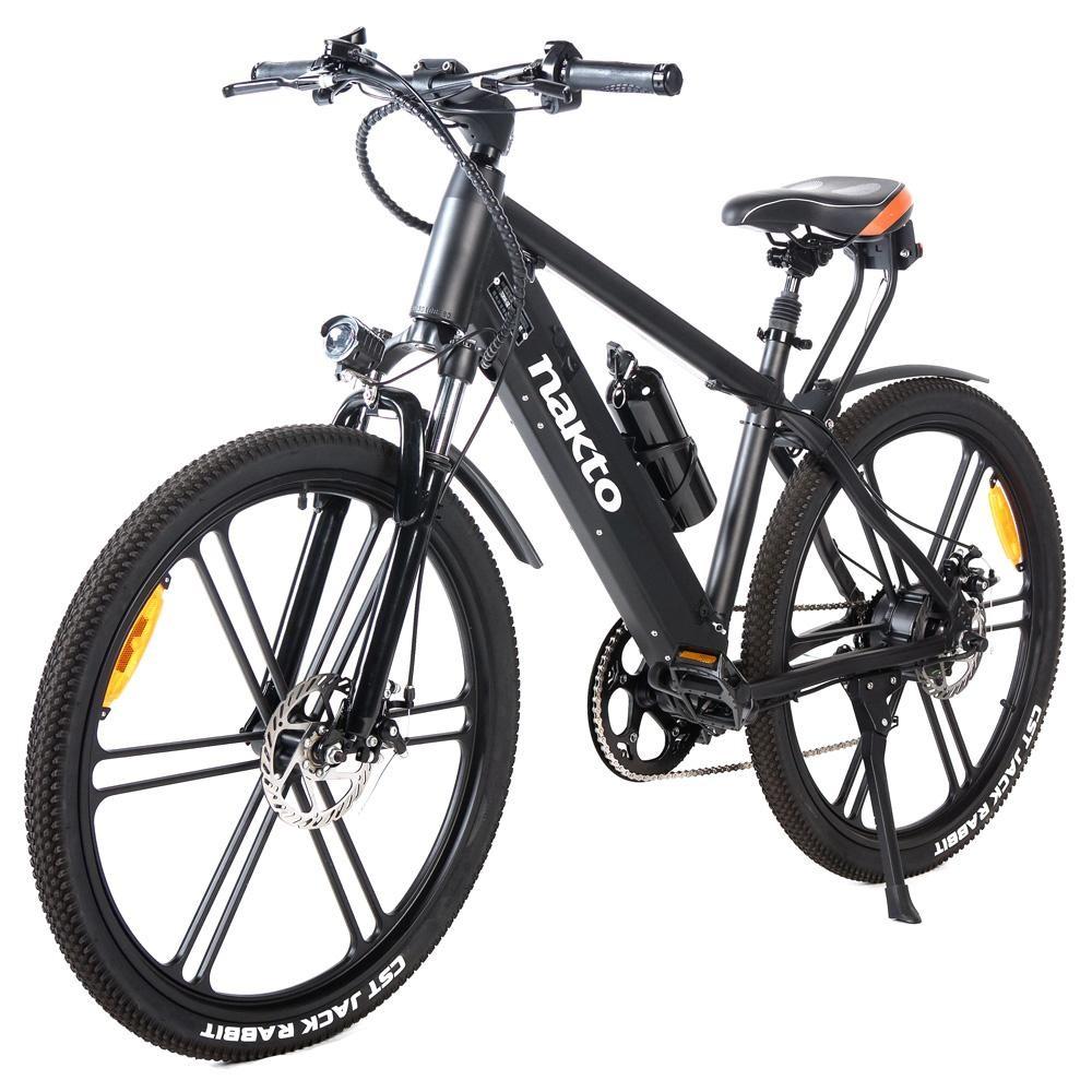 NAKTO GYL018 Ranger LCD Meter Electric Bicycle - 350W Motor