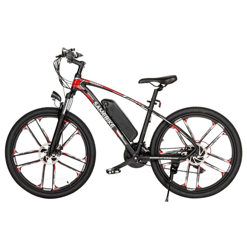 Samebike MY-SM26 Foldable Electric Moped Bike (EU Plug)
