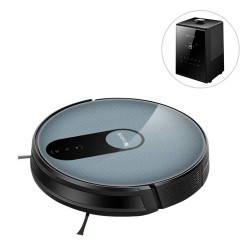 Proscenic 820P Robot Vacuum Cleaner With Proscenic 807C Ultrasonic Humidifier (EU Plug)