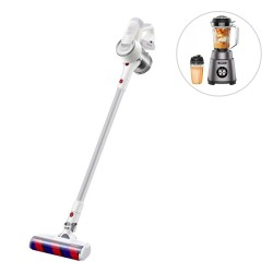 Xiaomi JIMMY JV53 Handheld Wireless Vacuum Cleaner With Xiaomi JIMMY B32 Multifunctional Household Blender