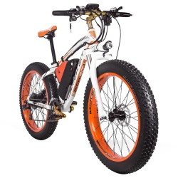 RICH BIT TOP-022 LCD Display Electric Mountain Bike - 1000W Motor
