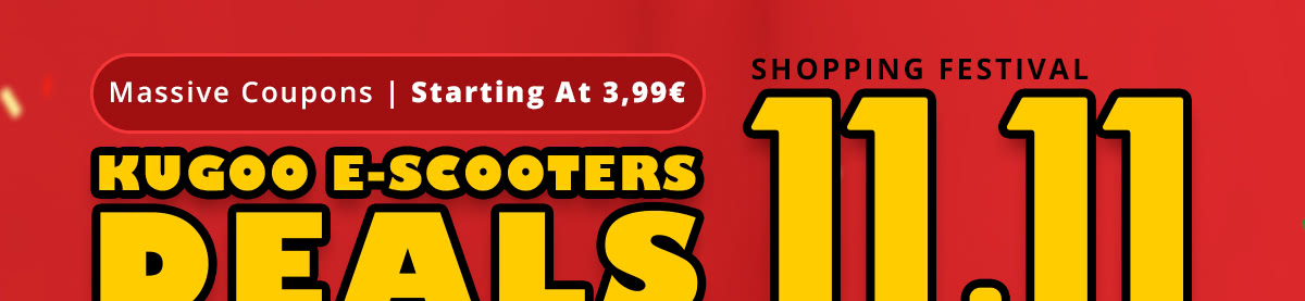 Starting At 1 99 Euro And Kugoo E Scooters Deals From 169 99 Euro Geekmaxi Com Transfer money online in seconds with paypal money transfer. geekmaxi com
